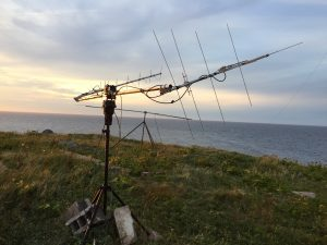 N2IEN's LEO Satellite Antennas