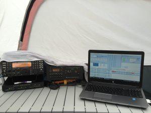 Keeping the Radio Dry